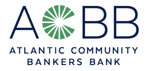 Go to Atlantic Community Bankers Bank home